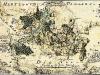 Generalkarte der Herrschaft Schwedt von 1774